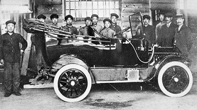 nissanfounders