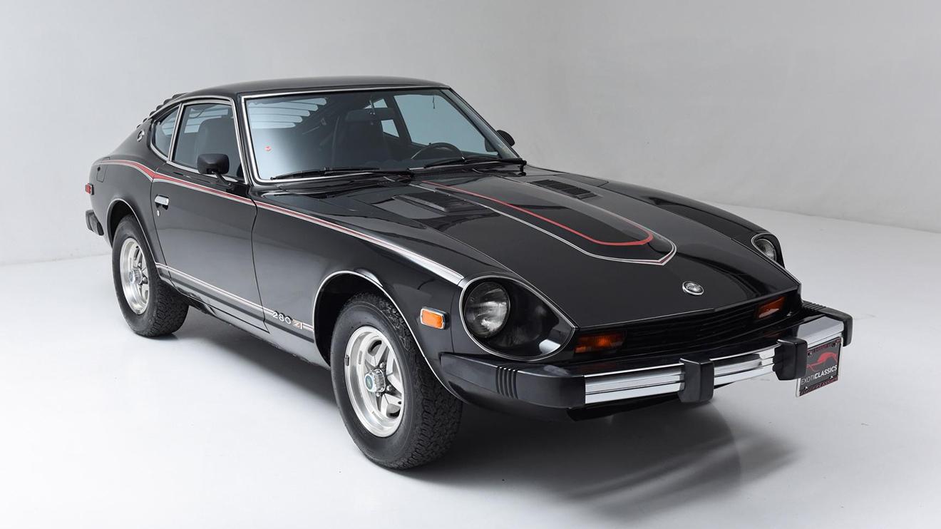 1978 280Z Black Pearl Edition