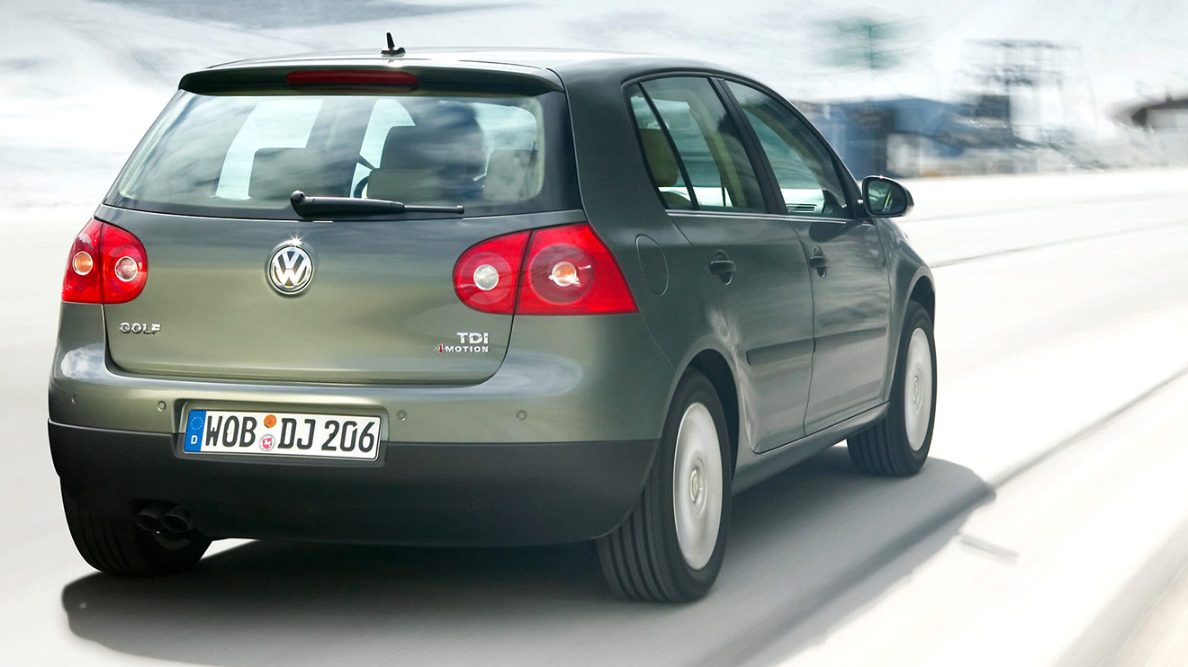 Nereden Nereye Volkswagen Golf Bundle