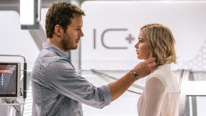 Chris Pratt; Jennifer Lawrence