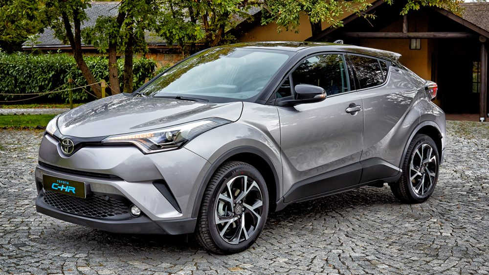White 2017 Toyota Chr Related Keywords - White 2017 Toyota ...