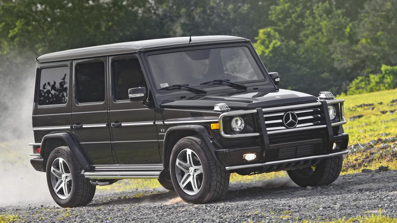 Mercedes Gelandewagen - dünyadaki en popüler SUV