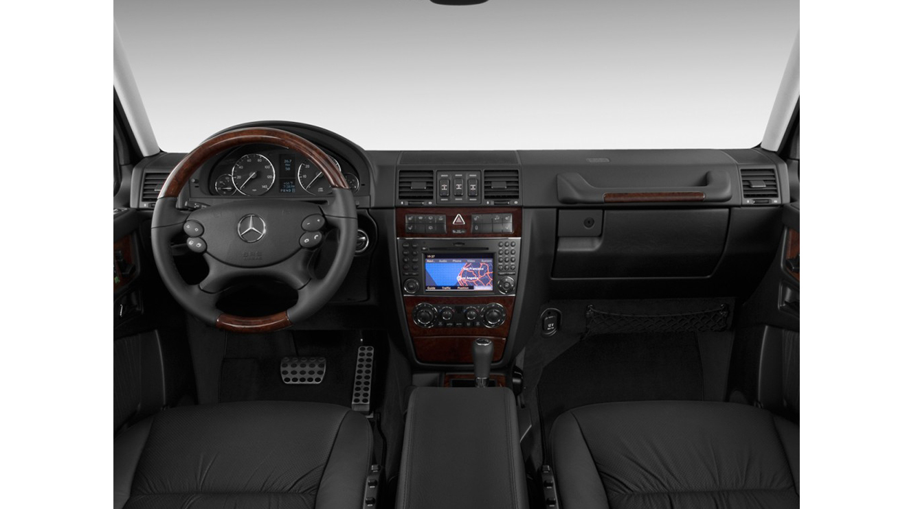 Nereden Nereye 9 Mercedes Benz G Class on 2010 mercedes g55 amg interior