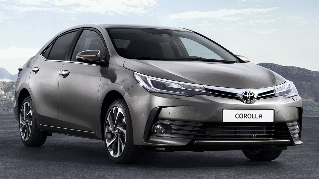 2018 Toyota Corolla Ya Bmw Takviyesi Log