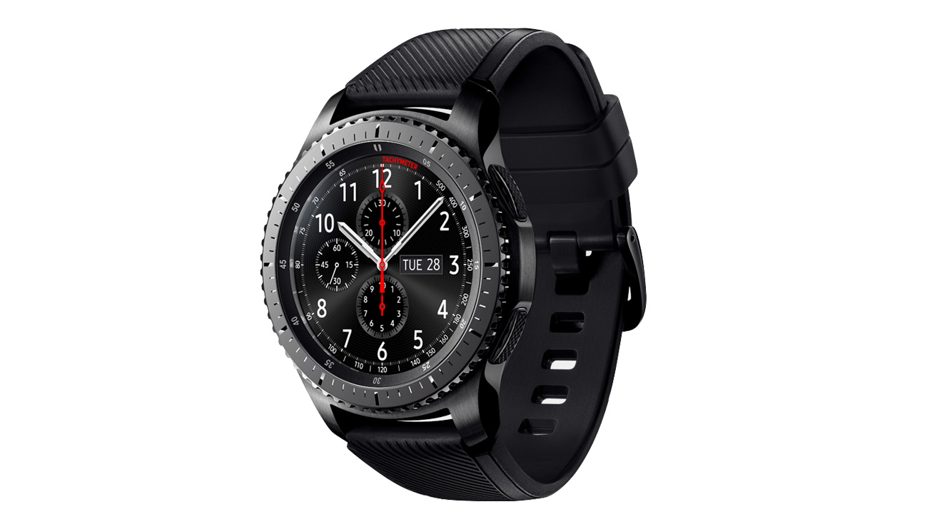 Samsung Gear S3 incelemesi - LOG