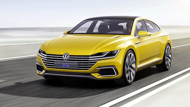 Volkswagen Arteon test için yola çıktı [Galeri]