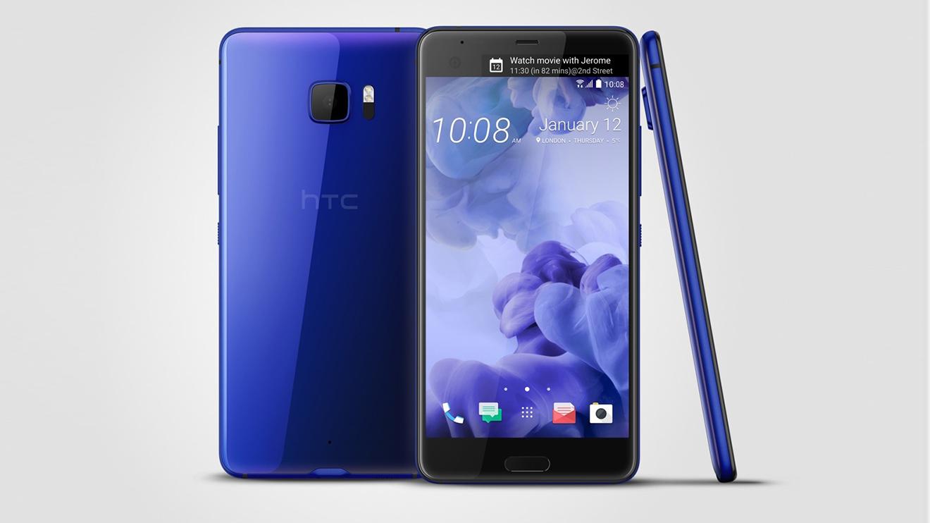 HTC'nin çift ekranlı yeni amiral gemisi telefonu U Ultra ve tüm özellikleri [Video]