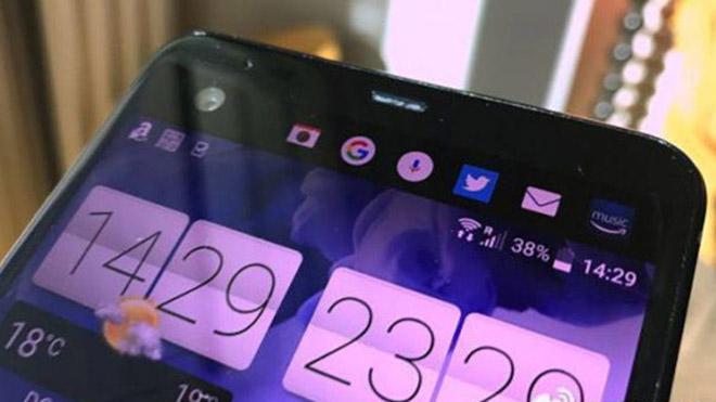 HTC'nin yeni telefonunda çift ekran sürprizi