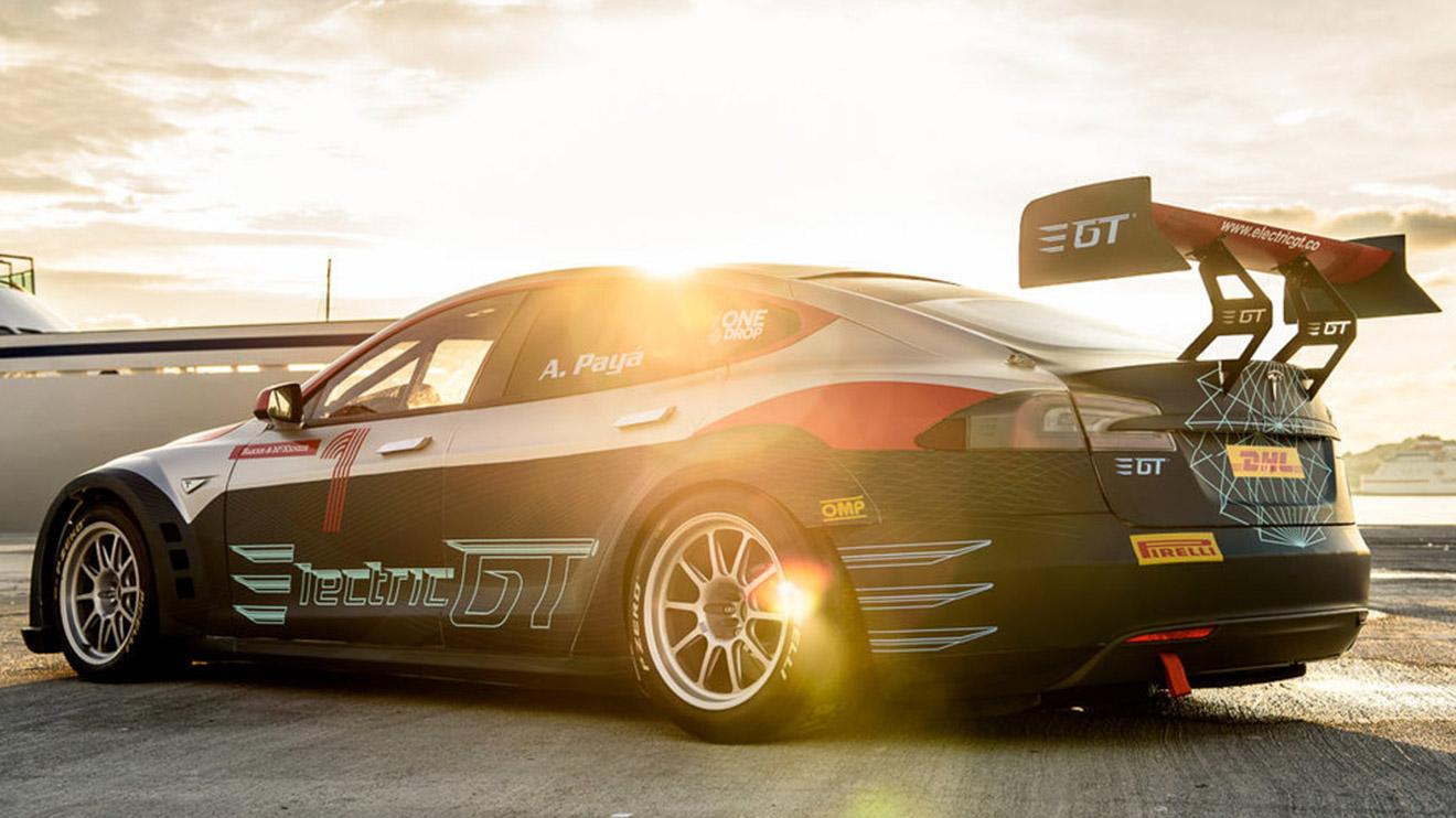 778 beygir güç 995 Nm tork; Tesla Model S yeni nesil yarış versiyonu ortaya çıktı