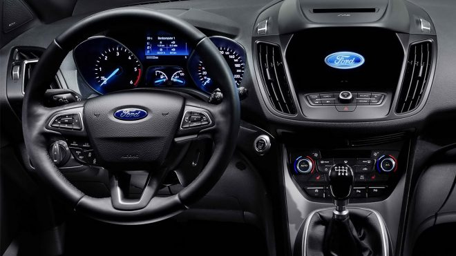 Türkiye fiyatı belli olan 2017 Ford Kuga ve öne çıkan özellikleri [Video] - LOG
