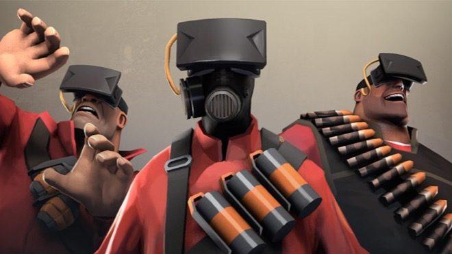Valve'den sanal gerçekliğin sınırlarını zorlayacak oyunlar geliyor