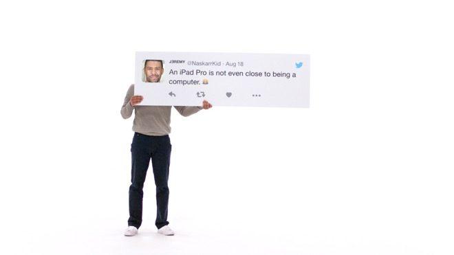 Apple'ın yeni reklamları iPad Pro ile PC'leri karşı karşıya getiriyor [Video]