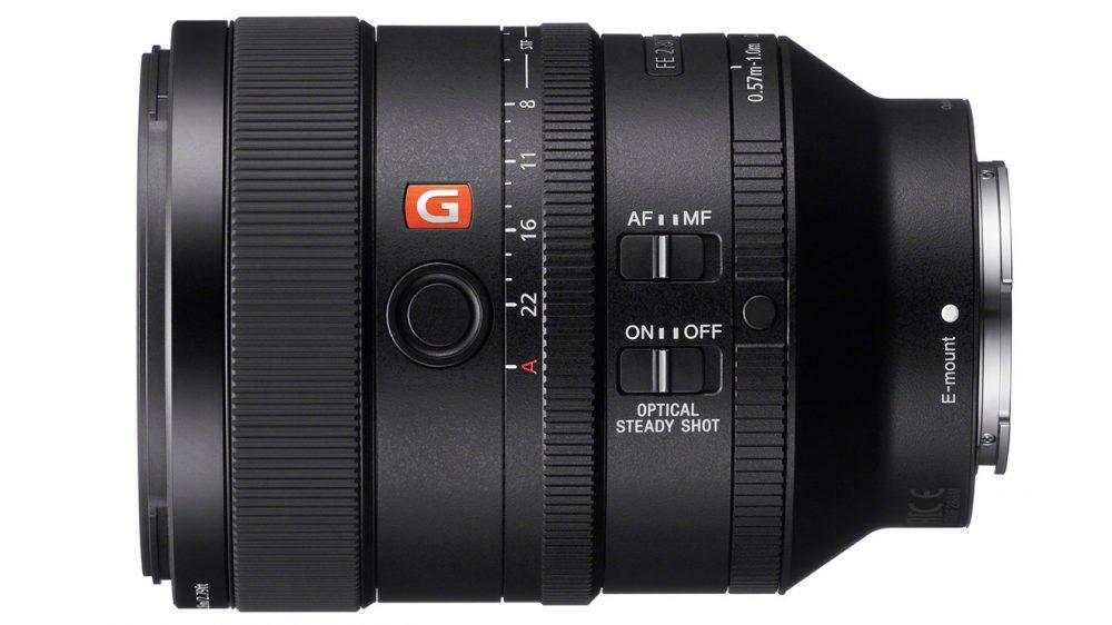 Sony FE 100mm F2.81 STF GM OSS