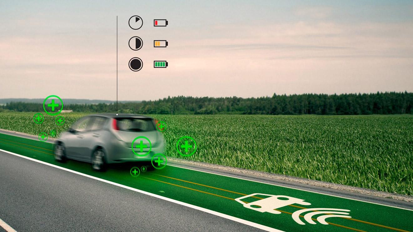 Honda'dan elektrikli otomobillerin hareket halinde şarj olmasını sağlayan teknoloji