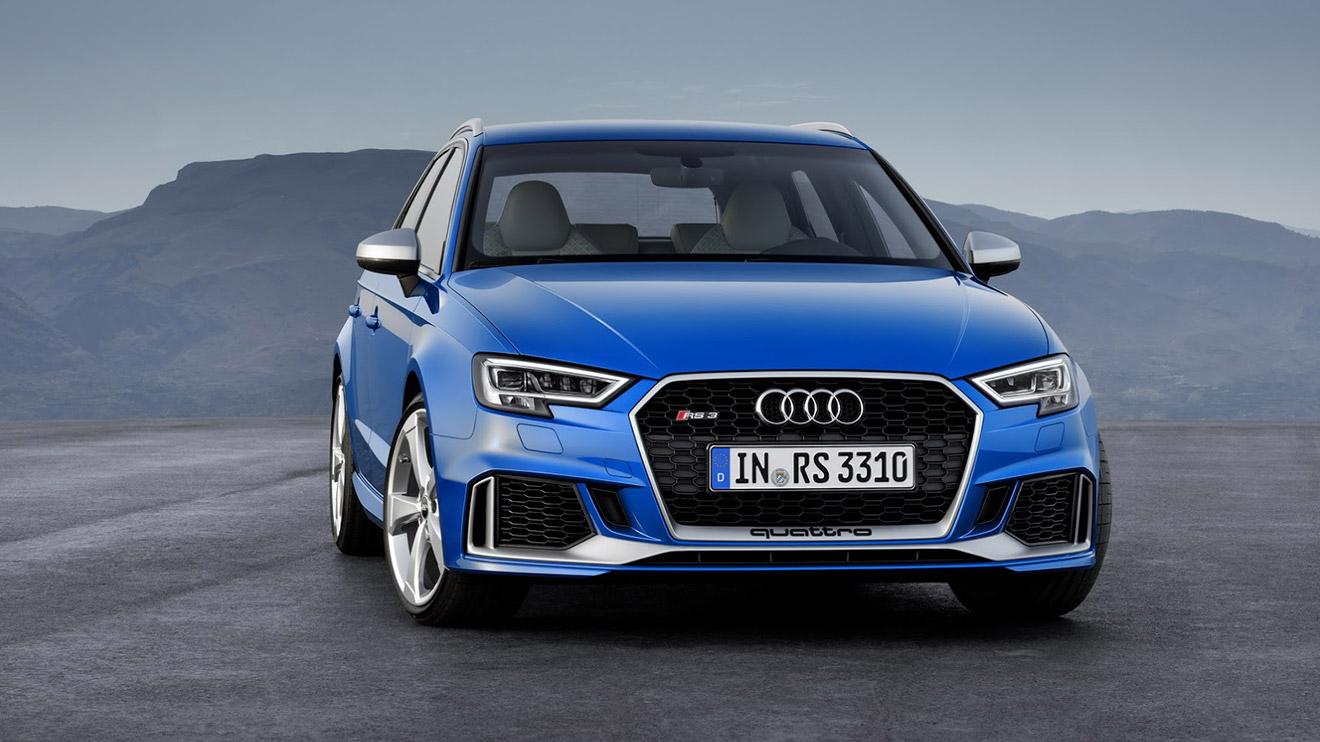 Audi'den 2017 RS3 Sportback'e 400 beygirlik Cenevre takviyesi [Video] - LOG