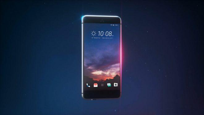 HTC'nin dokunmatik çerçeveli amiral gemisi telefonu için geri sayım başladı