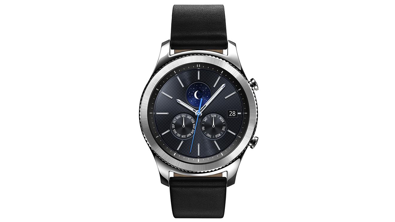 Samsung'dan Gear S3 ile ilgili sürpriz duyuru