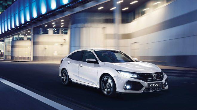 2017 Honda Civic Hatchbackin Ilk Resmi Fiyat Bilgisi Açıklandı Log