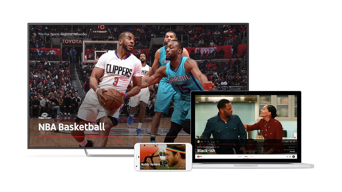 YouTube TV ile internet yayıncılığındaki rekabet kızışıyor - LOG