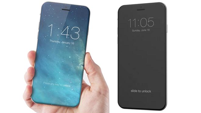 Apple iPhone 8 konsepti.