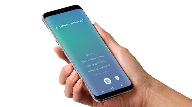 Samsung kullanıcıları Bixby kullanmaya zorluyor