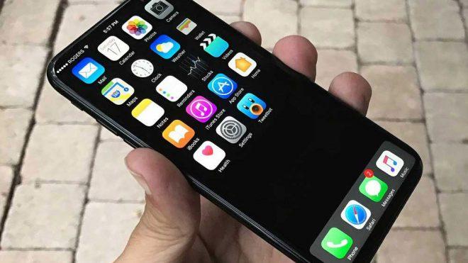iPhone 8'in yeni görseli telefonun şaşırtıcı tasarım yönünü ortaya koyuyor