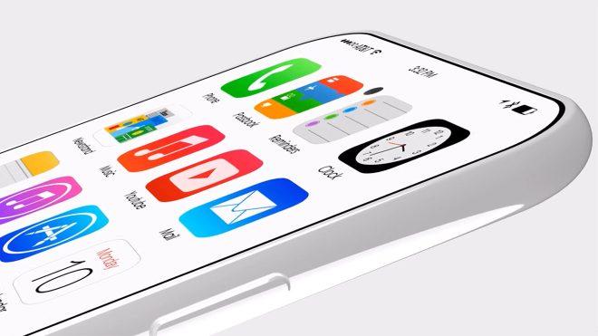 Göz kamaştıran seramik gövdeli iPhone 8 konsepti [Video]