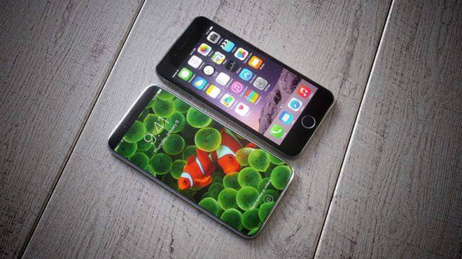 LG'den iPhone 8'e dev yatırım