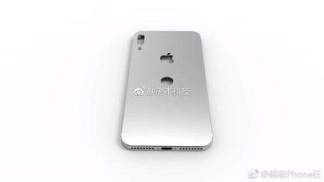 iPhone 8'e ait olduğu iddia edilen yeni bir tasarım sızdı