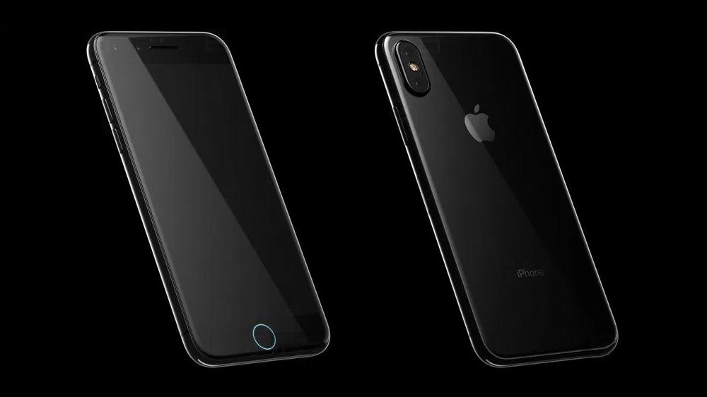 iPhone 8'in tüm tasarım detaylarını ortaya çıkaran konsept
