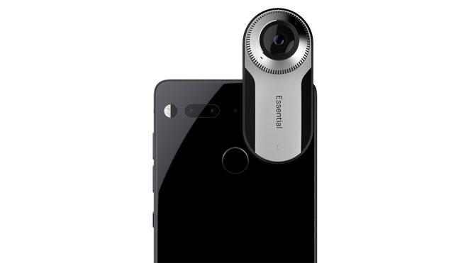 Essential 360 camera