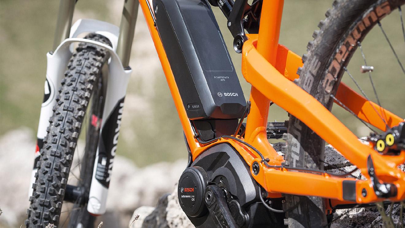 Bosch'tan elektrikli bisikletlerde yeni bir deneyim vadeden sürüş modu
