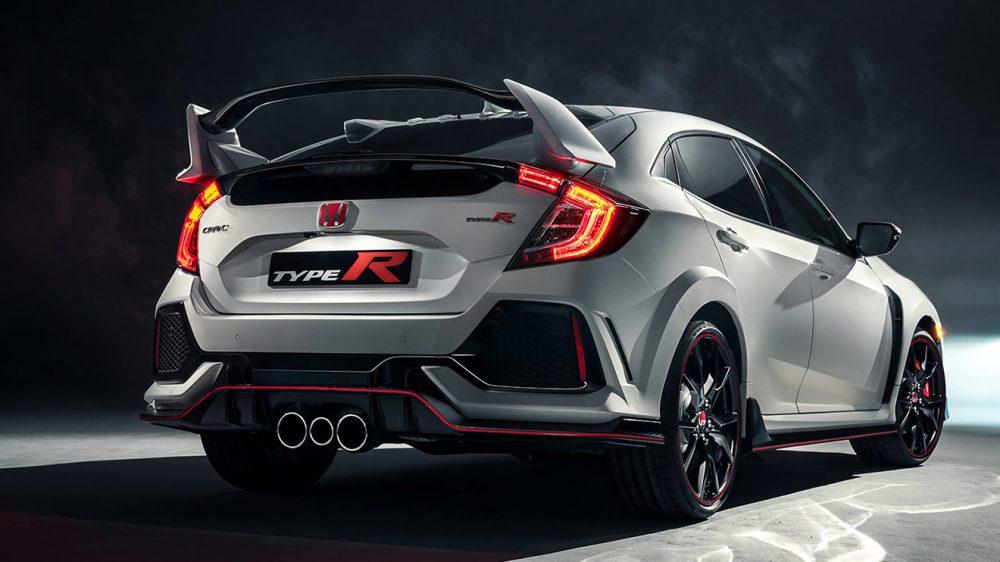 Yeni Honda Civic Type Rın Ilk Resmi Yurt Dışı Fiyatı Açıklandı Log