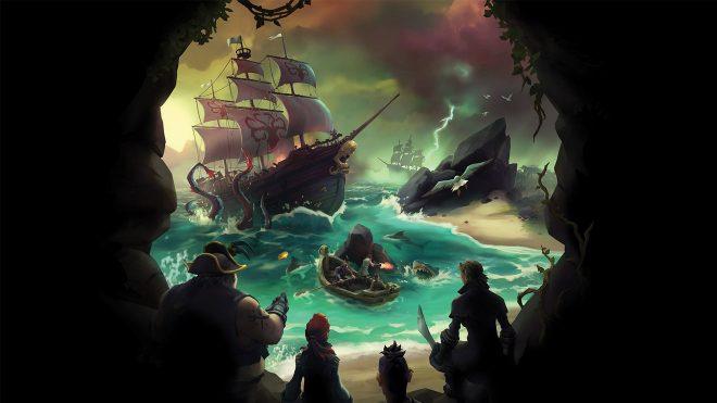 İçinizdeki korsanı uyandıracak olan Sea of Thieves'den 9 dakikalık oynanış fragmanı [Video]