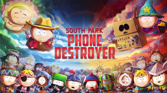 Telefonlarınızı hazırlayın, South Park'ın mobil oyunu duyuruldu [Video]