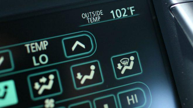 Otomobiller hava sıcaklığını neden doğru ölçmüyor?