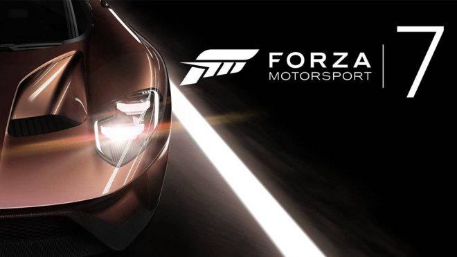 '4K 60 FPS' ile serinin yeni bölümüne merhaba: Forza Motorsport 7 [Video]