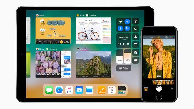iOS 11'in açık betası nihayet yayınlandı