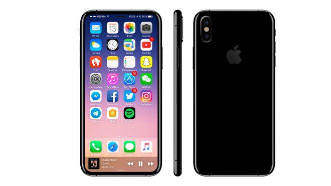 Merakla beklenen iPhone 8 hakkında son gelişmeler