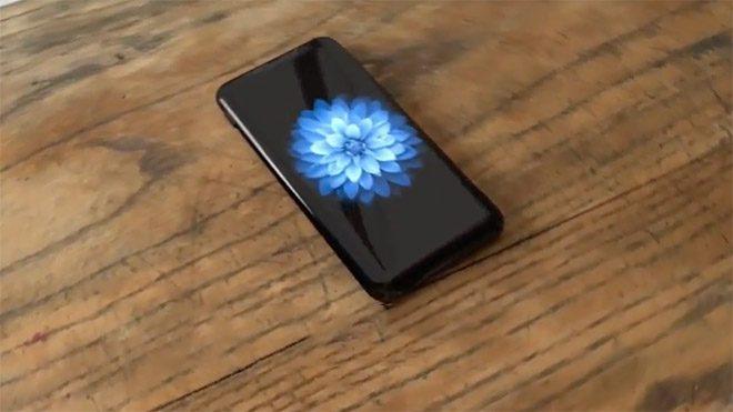 iPhone 8 konsepti artırılmış gerçekliğe uyarlandı [Video]