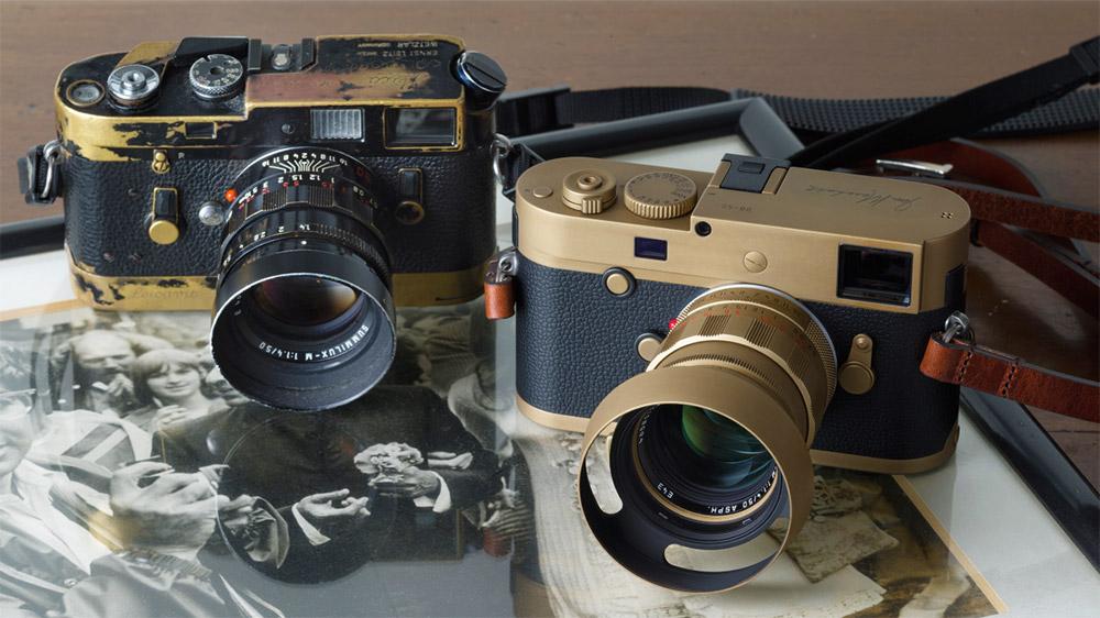 Grammy ödüllü fotoğrafçının anısına özel Leica M Monochrom Limited Edition