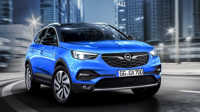 2020 Opel Grandland X