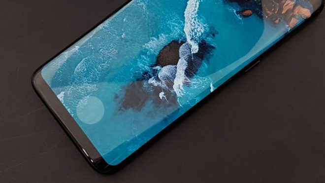Samsung Galaxy Note 8'deki parmak izi sensörüyle ilgili son iddialar