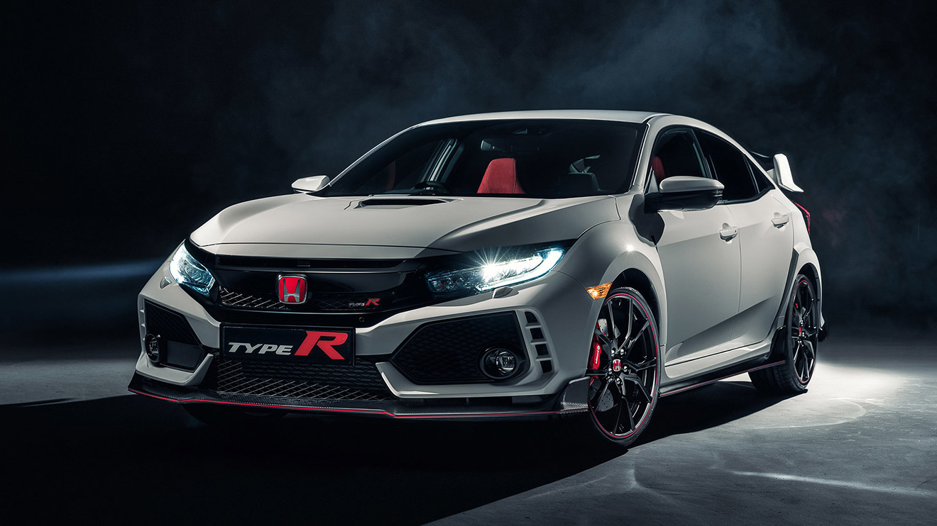 Rakamlarla Honda Civic Type R, Ford Focus RS, Subaru WRX STI ve Volkswagen Golf R