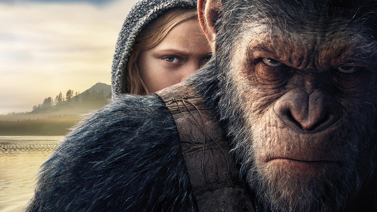 Hafta Sonu Ne Izlesek Maymunlar Cehennemi Savaş Log