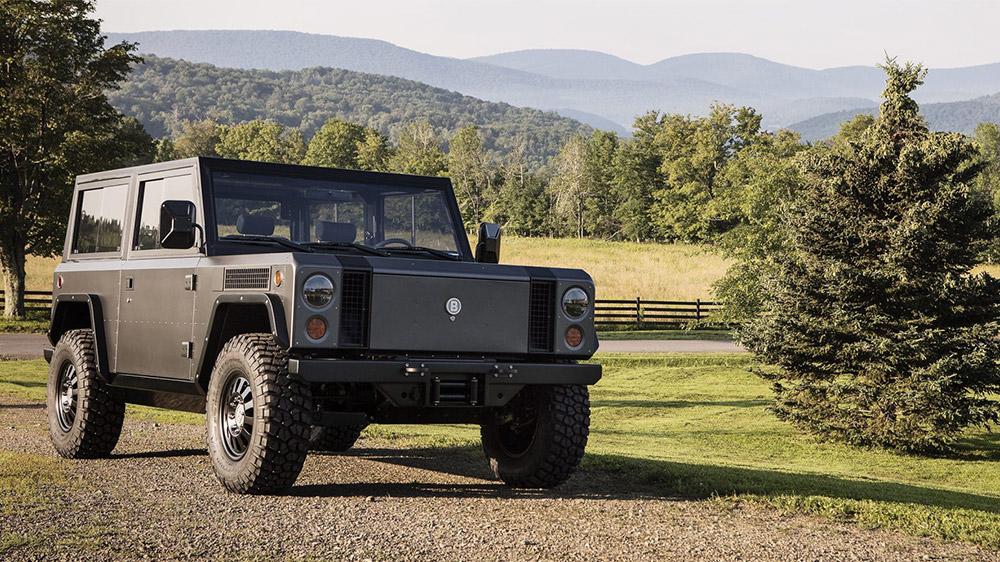 321 kilometre menzil ve yüksek arazi kabiliyetiyle sınıfının ilk örneği elektrikli SUV: Bollinger B1