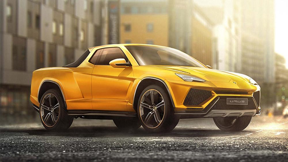 Lamborghini'den Rolls-Royce'a premium markalar için geliştirilmiş pickup modelleri