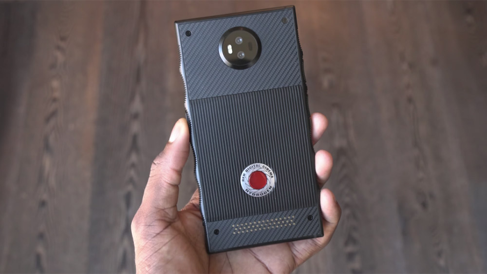 RED'in holografik ekranlı 1.200 dolarlık telefonu mercek altında [Video] - LOG