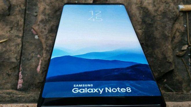 Tanıtıma sayılı günler kala Samsung Galaxy Note 8 son kez sızdı