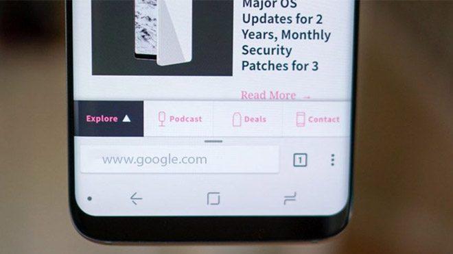 Google Chrome'a büyük ekranlı cihazlarda kullanım kolaylığı sağlayacak özellik